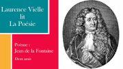 Laurence Vielle lit une fable peu connue de Jean de La Fontaine