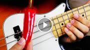 [Zapping 21] Un medley étonnant des Red Hot avec... un piment rouge