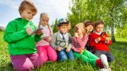 La 67e Opération Arc-en-Ciel se réinvente pour offrir des loisirs aux enfants défavorisés!