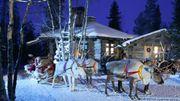 La balade de Carine : Au pays du Père Noël