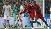 Le super-héros CR7 et un séduisant Portugal accrochent une Espagne vigoureuse