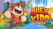 Alex Kidd, l'ancienne mascotte de SEGA, fera bientôt son grand retour