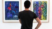 Le musée niçois Marc Chagall, inauguré par l'artiste, célèbre ses 40 ans