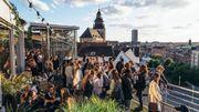 Tendance estivale : les soirées sur les toits