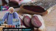 Recette d'Hubert: le magret de canard séché maison