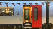 A Maubeuge, il n'y a qu'à traverser le quai : le train pour Paris attend juste en face.