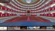 Le Théâtre du Bolshoi s'ouvre au monde entier sur internet