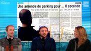 Pour son Noël, Benoit reçoit 25 euros d'amende...