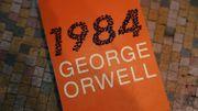 """Une référence involontaire de l'équipe Trump dope les ventes de """"1984"""""""