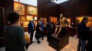 Contrôle et saisies à la Brussels Art Fair