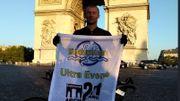 Enduroman: 52heures et 30 minutes pour relier Londres à Paris