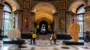 La Grande Rotonde de l'AfricaMuseum réaménagée dans l'esprit de la décolonisation