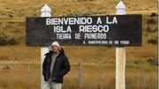 Faute de touristes, il vend des gaufres belges au Chili