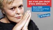 En France, Muriel Robin est ambassadrice du projet.
