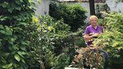 Jacqueline habite un quartier de Flagey où les prix au mètre carré sont les plus élevés de Belgique
