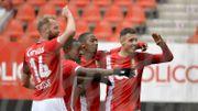 Le Standard déroule face au Beerschot et se qualifie pour les play-offs 2