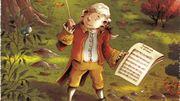 A l'Unisson, la bande dessinée muette inspirée de la Symphonie n°40 de Mozart