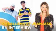 Ecoutez l'interview de Caballero & Jeanjass, notre coup de cœur de la semaine