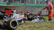 """Alonso : """"Je suis en vie grâce à la sécurité en F1"""""""