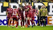 Zulte Waregem arrache à Arnhem la première victoire belge en Europe cette saison