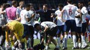 L'Angleterre décroche la 3e place de la Ligue des nations aux tirs au but