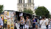 """Les bouquinistes, """"antiquités de Paris"""", veulent être classés à l'Unesco"""