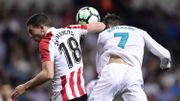 Le Real Madrid partage 1-1 face à Bilbao