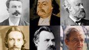 Retrouvez les 30 noms d'auteurs cachés dans un texte!