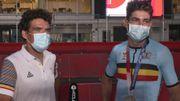 """JO Tokyo 2020 : Wout van Aert après son podium olympique, """"C'est la première médaille d'argent que j'aime"""""""