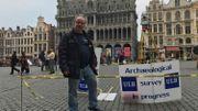 Archéologie : la Grand-place de Bruxelles passée au scanner