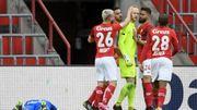 Bodart et Balikwisha fiers de la victoire du Standard et de la réaction après la claque d'Ostende