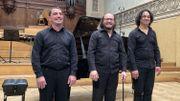 Concerts d'ouverture du Festival Midis-Minimes : le trio Tiga, Albane Carrère et le quatuor Alfama