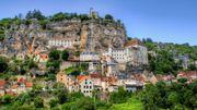 Lot et Dordogne ou Quercy et Périgord... La carte postale !