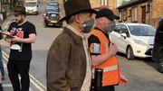 Même Indiana Jones porte un masque! 1ères photos sur le tournage de l'épisode 5