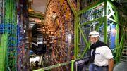 Dans les entrailles du LHC, le grand collisionneur de particules