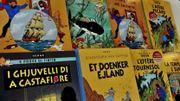 Un album de Tintin en farsi vendu aux enchères pour 4.200 euros