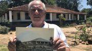 Paul Schuerewegen est arrivé à Monte Alegre en 1962, à l'âge de 12 ans. Cet Anversois a vécu dans cette maison jusqu'en 1985