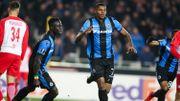 Le FC Bruges déborde Salzbourg et peut croire en la qualification