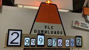 VLC s'apprête à dépasser la barre des 3 milliards de téléchargements