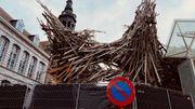Mons: Dernières photos aux pieds du Passenger