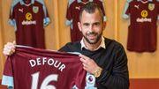 Defour devient le transfert le plus cher de l'histoire de Burnley
