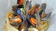 Recette : Papillotes de moules au fenouil