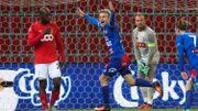 Le Standard et le FC Bruges éliminés en 16e de la Coupe, Charleroi passe de justesse
