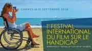 Tapis rouge à Cannes vendredi pour le premier Festival International du Film sur le Handicap