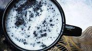 Le Goth Latte : le café qui attire la curiosité sur Instagram