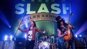 Slash: nouvel album pour l'automne