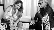 Jennifer Lopez lance une collection de chaussures avec Giuseppe Zanotti