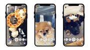 Après les filtres pour se transformer en chien, Snapchat lance les filtres... pour chiens