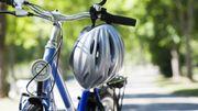 """Joëlle de Binche au sujet du port du casque à vélo: """"Il faut laisser la liberté aux gens de choisir"""""""