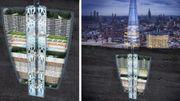 Maisons auto-nettoyantes, routes sous-marines, gratte-ciels souterrains, et hôtels dans l'espace en2069, selon Samsung